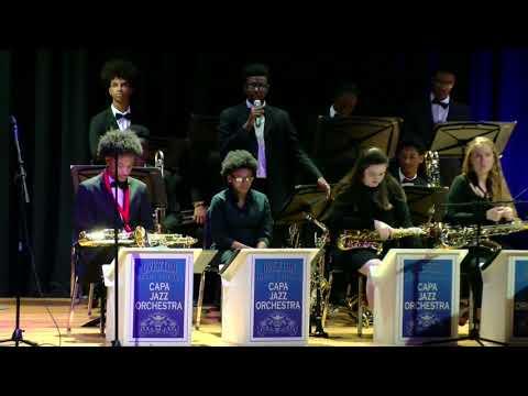 Overton High School,  CAPA Jazz Orchestra , with Dr. Mckinney
