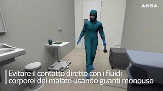 Coronavirus,  le 20 cose da fare per accudire i contagiati