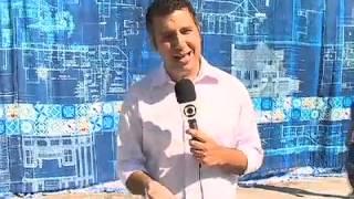 Luciano Hulk parapuã - Tv Fronteira