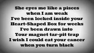 Nirvana- Heart-Shaped Box (2013 Mix) (HD)