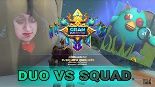Dúo VS squad Realm Royale | victoria épica con suscriptor