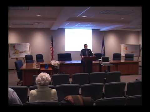 Moderated Public Forum - Town Manager Search - March 10, 2011