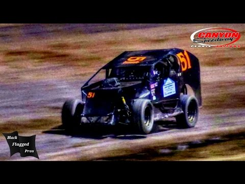 Modlite Main At Canyon Speedway Park September 24th 2016