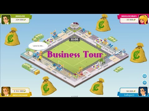 Monopoly avec les abonnés | Business Tour