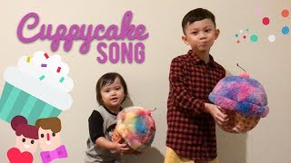 CUPPYCAKE SONG