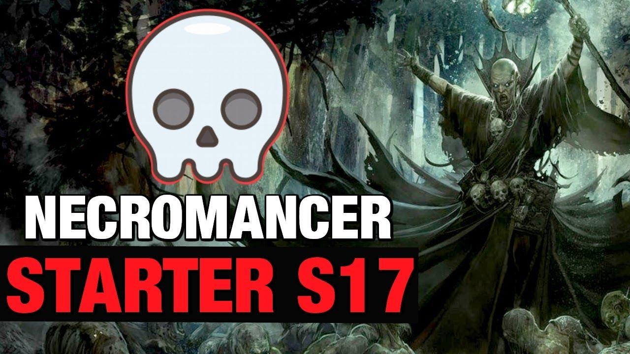 Necromancer Inarius Starter Guide Diablo 3 Patch Build 2 6 5