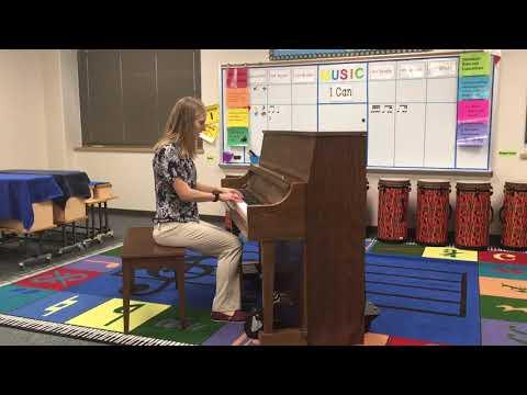 Tom Wilson Elementary School Song