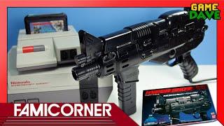 The Nintendo Machine Gun (Hyper Shot) - FamiCorner Ep 10   Game Dave
