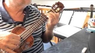 Young Love - solo ukulele - ColinTribe on LEHO