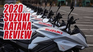 2019 Suzuki Katana Review