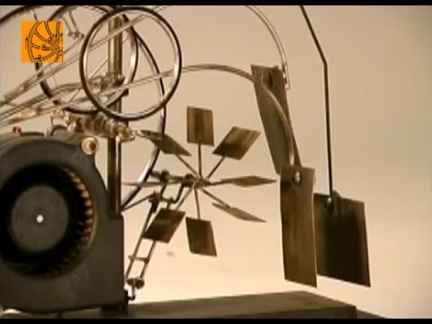 Incredible machines by Arthur Ganson  || Perpetual Useless