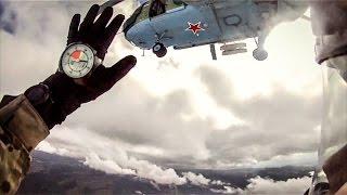 Garmin fenix 3 при прыжках с парашютом, навигация и высотомер