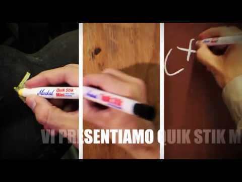 Markal QUIK STIK® Mini (Italian Version)