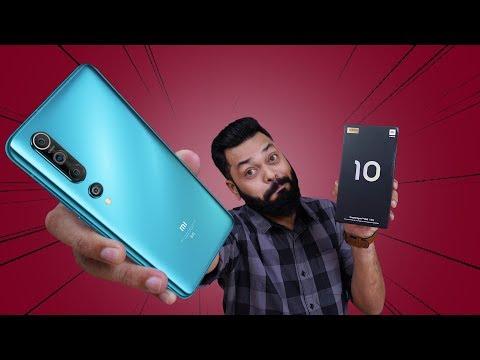 Mi 10 5G Unboxing And First Impressions ⚡⚡⚡ 108MP Camera, SD865, 90Hz Display & More