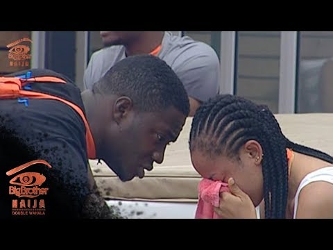 Download Day 3: Nina cries for Miracle | Big Brother: Double Wahala | Africa Magic