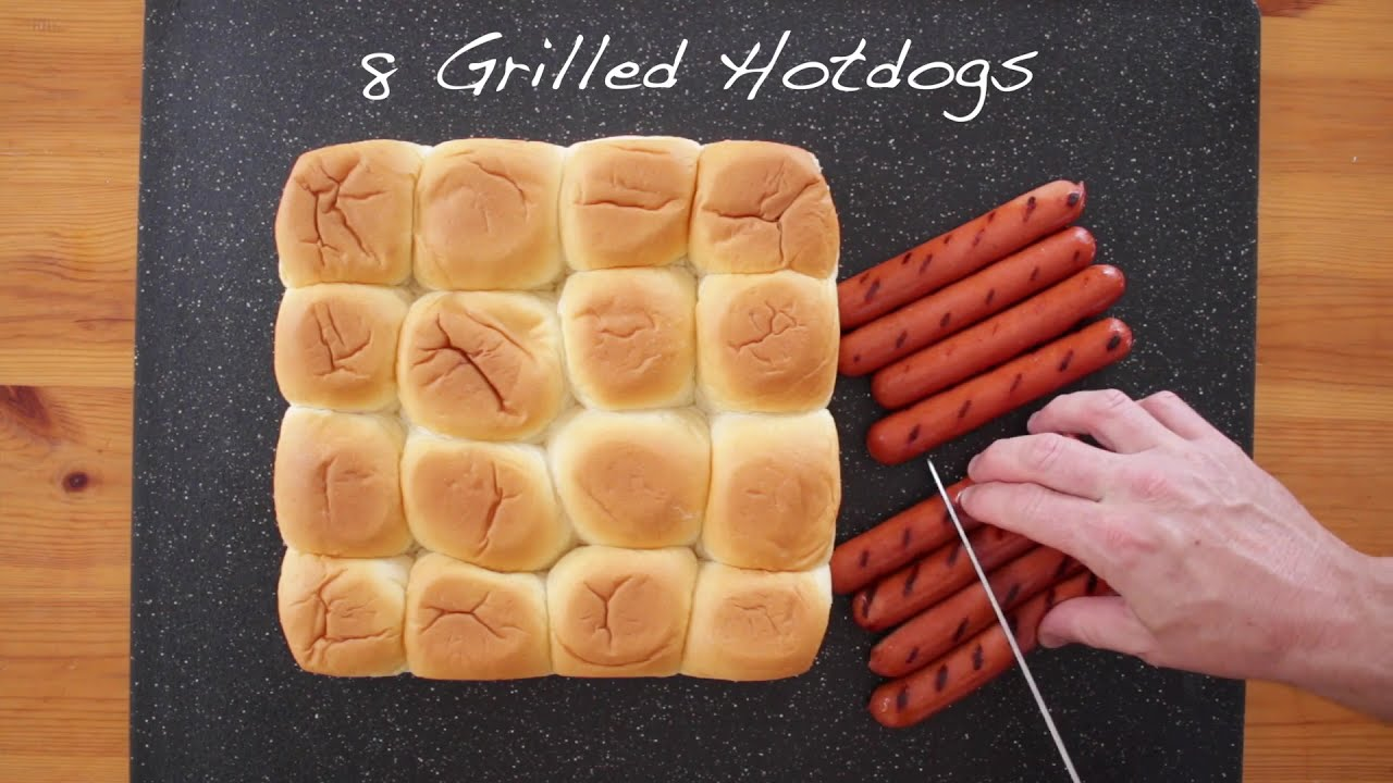 how to cook mini hot dogs