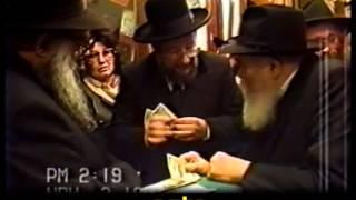 הרבי מליובאוויטש עם הרב ישראל מאיר לאו