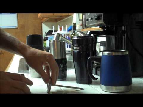 The Travel Mug That Stays Hot The Longest