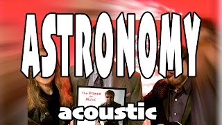 Astronomy Joe Bouchard Acoustic Live with Lyrics