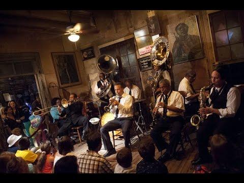 Preservation Hall Jazz Band - Amazing Grace