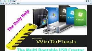 How to activate WinToFlash Professional Free For Lifetime