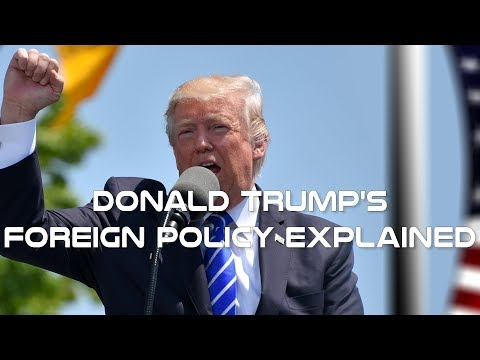 USA Foreign Policy under Trump