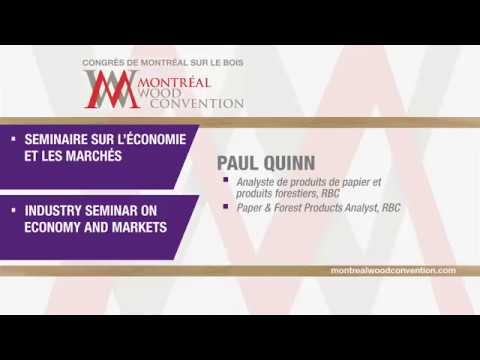 Paul Quinn, Paper & Forest Products Analyst, RBC – March 21, 2018