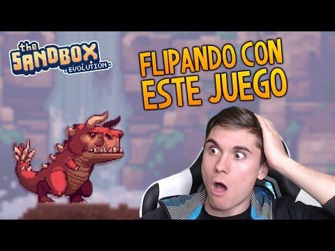 FLIPANDO CON ESTE NUEVO JUEGO - THE SANDBOX EVOLUTION