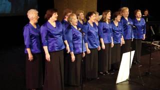 """As Time Goes By"" sung by The Methodaires featuring soloist Rebecca"
