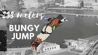 Video Macau Highest Bungy Jump - Aj Hackett download MP3, 3GP, MP4, WEBM, AVI, FLV Juli 2018