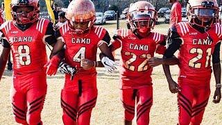 Decatur Army Camo vs Tri County 9U Championship