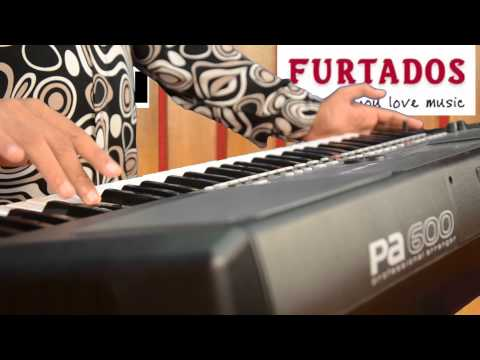 Flavour Of India On Korg Pa-600