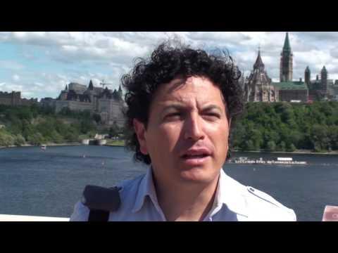 PERUANOS EN EL MUNDO: ONTARIO, CANADA