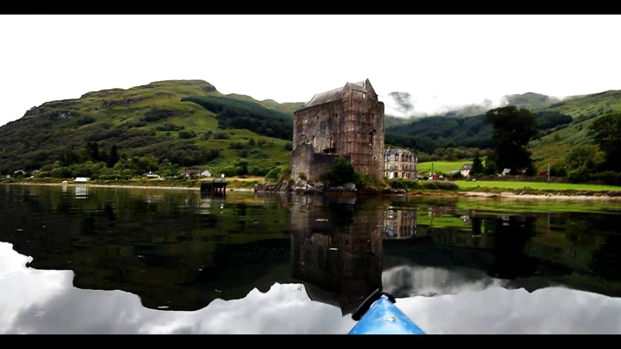 loch goil carrick castle youtube