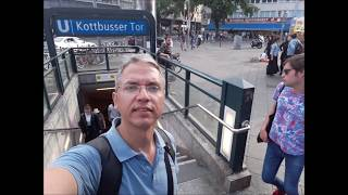 Polizei(1988) izinde Kreuzberg semti, Kemal Sunal, Nerede çekildi?  (Bölüm 1)-2.  edisyon-