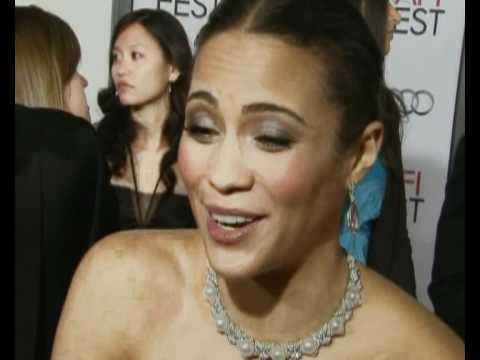 Mariah Carey interview at Precious film premiere