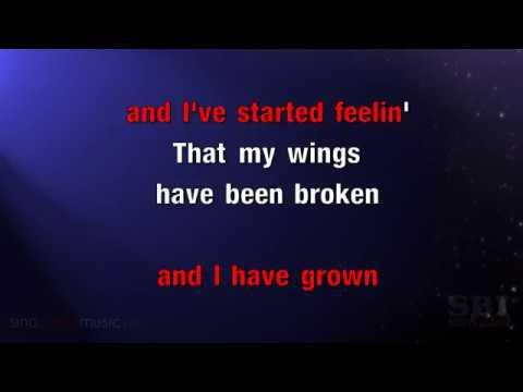 Lovebird   Karaoke HD In the style of Leona Lewis