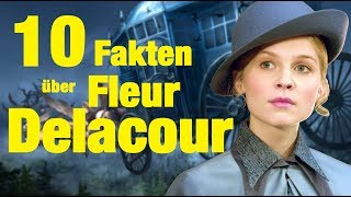 10 FAKTEN über Fleur DELACOUR