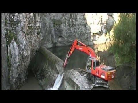"""""""LA GOTERA"""" DAM REMOVAL BERNESGA RIVER"""