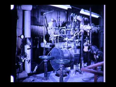 "Thermo-electric Plant, ""Valle de Mexico"" -1964"