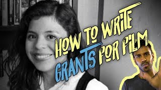 How To Write Winning Film Grant Proposals - indiefilmTO Podcast with Norma Garcia