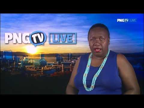 PNG TV LIVE NEWS 160318
