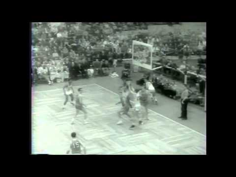 1960 NBA Finals: St Louis Hawks vs. Boston Celtics