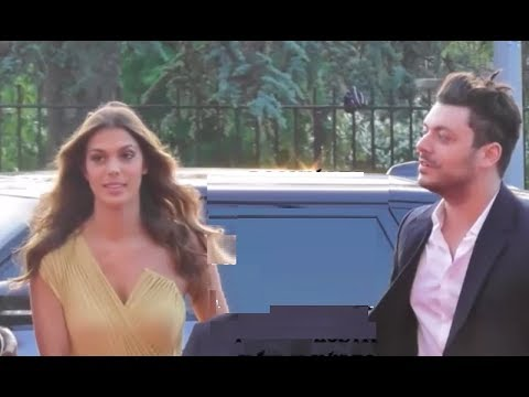 VIDEO Kev Adams et Iris Mittenaere arrivent au Gala du PSG l