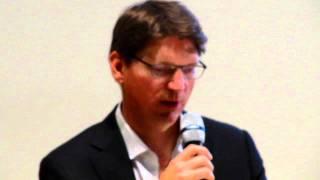 Vortrag Skype Mitgründer Niklas Zennström TU Berlin