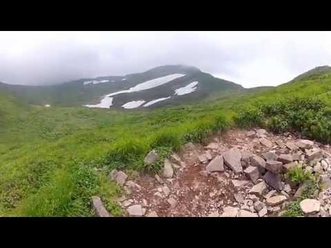 焼石岳登山
