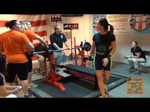 2017 APF AAPF Rise of the Deadlift Beast of the Benchpress