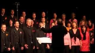 Never Gonna Walk This Journey Alone - Gospelchor Zug 2012