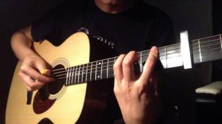 Christmas Eve (Finger style guitar)