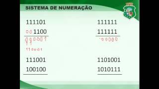 Aula 02 - Subtração no Sistema Binário thumbnail